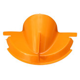 Portable Primary Case Oil Fill Funnel Tool For Harley Orange