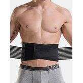 Ceinture de sport Bandage respirant à la taille pour hommes