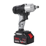 Raitool 108VF 12800mAh Lithium-Ion Battery Cordless Electric Impact Wrench Drill Driver Kit W/ 1 or 2 Battery