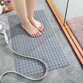 Rutschfeste Badewanne Dusche Badewanne Matte Gummi Badezimmer Boden Teppich Massage Saugnapf