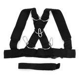 Sled Harness Adjustable Strength Speed Training Yoga Belt