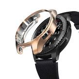 Cobertura de relógio TPU resistente a arranhões e revestimentos assados para Gear S3 / para Samsung Galaxy Watch 42mm / 46mm
