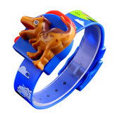 SKMEI 1468 Dinosaur Shape LED Display Kids Digital Watch