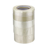 10-50mmX50m High Strength Transparent Fiber Tape Adhesive Tape for RC Model