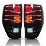 Auto Car LED Rear Tail Light Brake Lamps For Ford Ranger Wildtrak 2012-2018