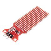 10pcs DC 3V-5V 20mA Nível de água da chuva Sensor Altura de profundidade da superfície líquida do módulo de detecção para Geekcreit para Arduino - produtos que funcionam com placas oficiais Arduino