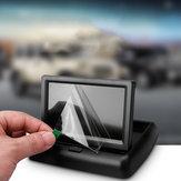 Licenza per veicolo auto Piatto Telaio posteriore retromarcia fotografica Kit per visione notturna + kit monitor 4,3