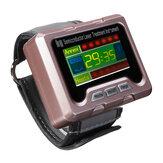 650nm Laser Aparelho de Pulso para Terapia Monitor de Pressão Arterial Monitor de Pressão Sanguínea
