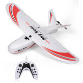 Attop P01 RTF Airplane 400mm Wingspan 2.4GHz 3CH RC Aircraft Remote Controlled Fixed Wing Plane Aircraft Outdoor Toy Trainer