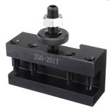 Machifit 250-201T 250-201XL Quick Change Turning and Facing Post Holder for Lathe Tools