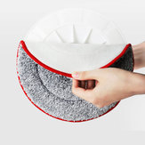 2 pieces Replacement Cloth for Yijie Clean Rotating Mop Cleaner