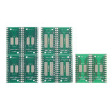30pcs TSSOP28 SSOP28 To DIP28 SOP28 Transfer PCB Board DIP Pin Board Pitch Adapter