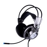SOMiC G955 40 mm Głośnik Virtual 7.1 Surround USB Gaming Luminous Headset Headset With Microphone for Computer Profession Gamer