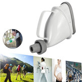 Portable Unisex Potty Pee Funnel Adult Urinal Stand UP Car Outdoor Toilet