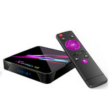 X88 PRO X3 Amlogic S905X3 4GB RAM 128GB ROM 5G WIFI bluetooth 4.1 8K Android 9.0 TV Box