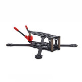 GEPRC GEP-PT FANTASMA Palito Freestyle 125mm 2.5 Polegadas FPV Racing Frame Kit 13.7g