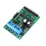 3pcs 6-24V 8CH canal RS485 module protocole Modbus RTU à commande multi-fonction relais PLC carte de commande