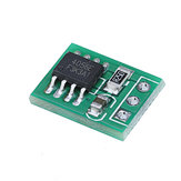 DD08CRMB Mini DC 5V 1A 3.7V 4.2V Lithium Battery Charger Board 18650 Charging Module