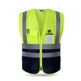 XANES Team Vest Jeu de balle En plein air Activités en équipe Team Sports Team Sécurité au travail Team Vest