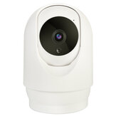GUUDGO Blockhouse 1080P 2MP Smart IP-kamera To-vejs lydnattsyn Security Monitor-kamera