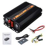 Pico 10000 W Power Solar Inverter Converter Adaptador Solar com Display Digital 12V DC para 220V AC-240V AC