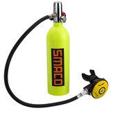 SMACO 1L Cilindro de oxigênio autônomo S400 Kit de válvula de alívio de válvula de alívio de tanque de ar de mergulho
