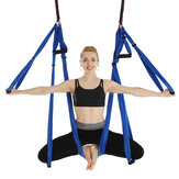 KALOAD Air Yoga Fitness hangmat 550 + LBS draagvermogen Yoga Studio Quality Swing Yoga hangmat