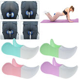 4 Colors Option Hips Trainer Clip Buttocks Lifter Body Inner Thigh Pelvic Floor Muscle Building Exerciser Hip Trainer For Women