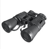 20X50 HD BAK4 Bipods Binoculars Portable Night Vision Telescope For Outdoor Hunting Optics