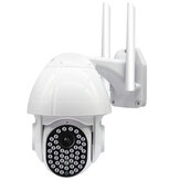 Guudgo 47 LED 1080P 2MP IP fotografica Velocità esterna Dome Wireless Wifi Sicurezza IP66 Impermeabile fotografica Pan Tilt 4XZoom IR Sorveglianza CCTV di rete