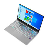 CENAVA N145 Laptop 14 inch Intel Core i7 6500U 8GB DDR4 512GB SSD with 0.3MP Camera Dual Core 2.6GHz to 3.4GHz WiFi SD Card Slot Win10