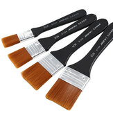 Marie's G1754 1 Piece Nylon Hair Painting Brush Oil Watercolor Acrylic Various Sizes Paint Brushes School Art Supplies
