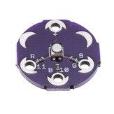 LilyPad Trójkolorowy moduł LED RGB Trójkolorowy moduł LilyPad LED Board
