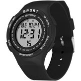 SYNOKE 9616 EL Display Silicone Strap Sport Watch