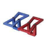1:5 1:6 1:7および1:8傾斜木工ツールを備えたアルミニウム合金アリ溝マーカーアリ溝マーキングジグ