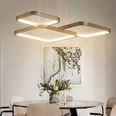 Moderno 40 W LED Pingente Luz do teto da lâmpada do candelabro quarto cozinha em casa AC220V