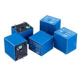 5Pcs SRU-05V 12V 24VDC-SL-C 5V 12V 24V DC 10A Module de relais 5Pin