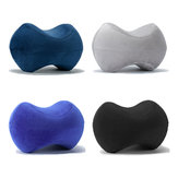 Memory Foam Knee Pillow Leg Pillow for Sleeping Support Cushion Side Sleepers