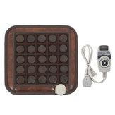 220V Infrared Heating Mat Natural Jade Massage Pad