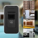 Smart Fingerprint Sauna Cassetto serratura Armadio di sicurezza serratura Porta senza chiave per ufficio antifurto serratura