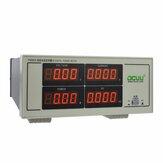 PM9800 Courant alternatif Facteur de puissance et testeur de compteur d'énergie numérique et dynamomètre et testeur de paramètres électriques