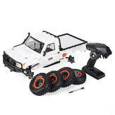 Yi Kong Racing YK4101 1/10 2.4G 4WD RC Car Electric Off-Road Crawler without Battery Charger