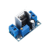 5pcs LM317 DC-DC Converter Buck Step Down Module Linear Regulator Adjustable Voltage Regulator Power Supply Board
