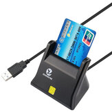 ZW-2026-3 EMV USB Smart Card Reader Writer DOD Military USB Common Access CAC