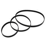 Original              TWO TREES® 160/200/280/400/610mm Length 6mm Width GT2 Closed Loop Timing Belt for 3D Printer