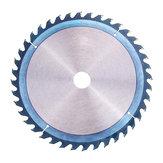 Drillpro 250mm HSS blu Nano rivestimento lama per sega 40 denti smerigliatrice disco in legno per la lavorazione del legno