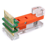 Bootloader Programmer Module Test Tool PCB Test Fixture 1x10P Upload for Pro Mini OPEN-SMART for Arduino - products that work with official Arduino boards