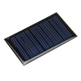 5 stücke 30MA 5V 0,15 Watt Mini Solar Panel Epoxy Board