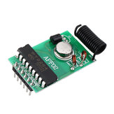DC3-9V 315MHz/433MHZ Wireless Receiver Module High Power RF Wireless Transmission Receiving Board