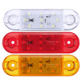 12/4/6/10X 9LED Dash ide Marker Lights Lamp 12V 24V Truck Trailer Caravan Lorry Van